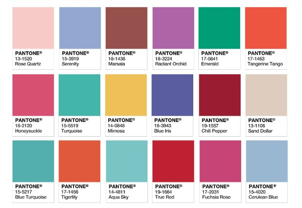 Farbe Marsala The Makeup Examiner: Pantone Reveals Color Of The Year 2017