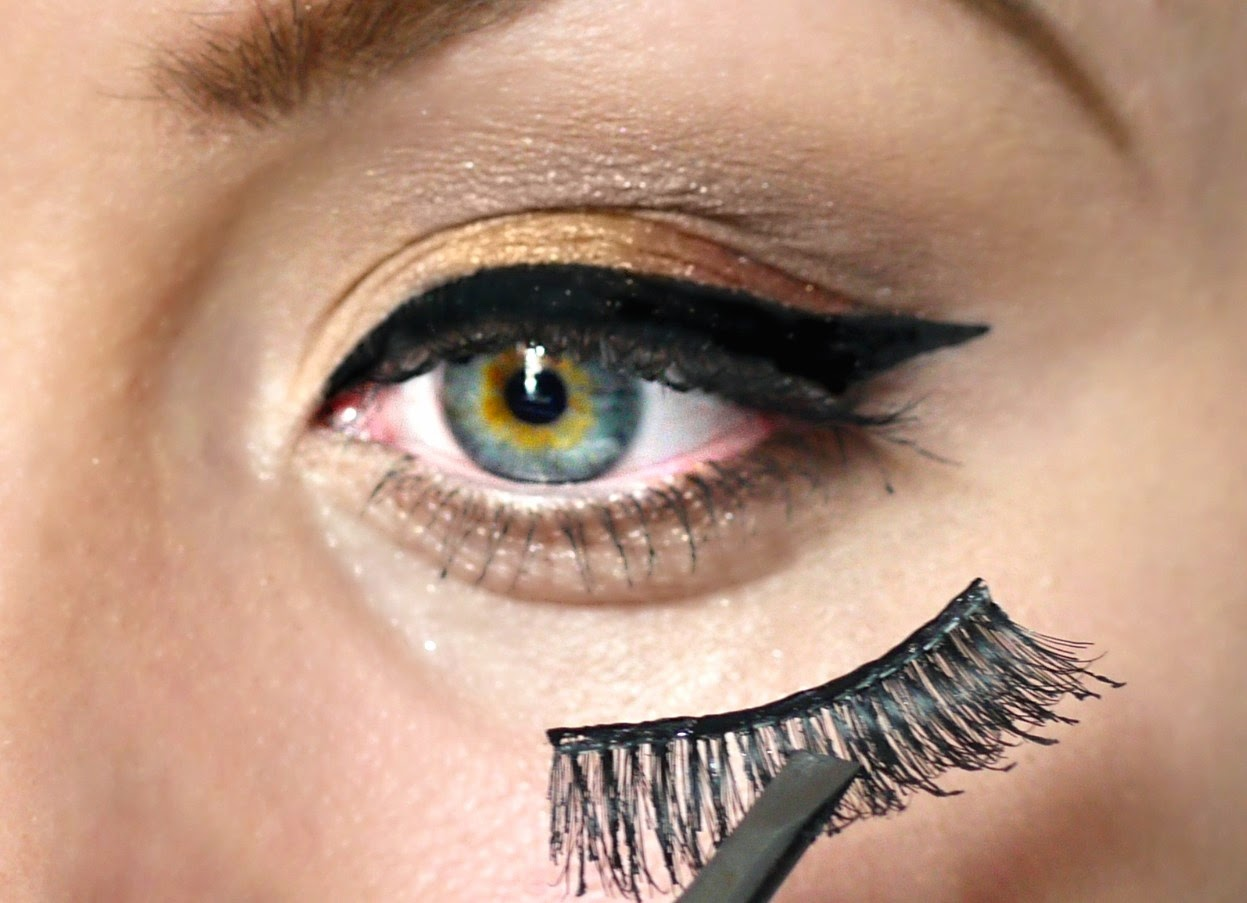 Pretty Chit Chat: Get The Look: Copper Brown Eyes - photo#20