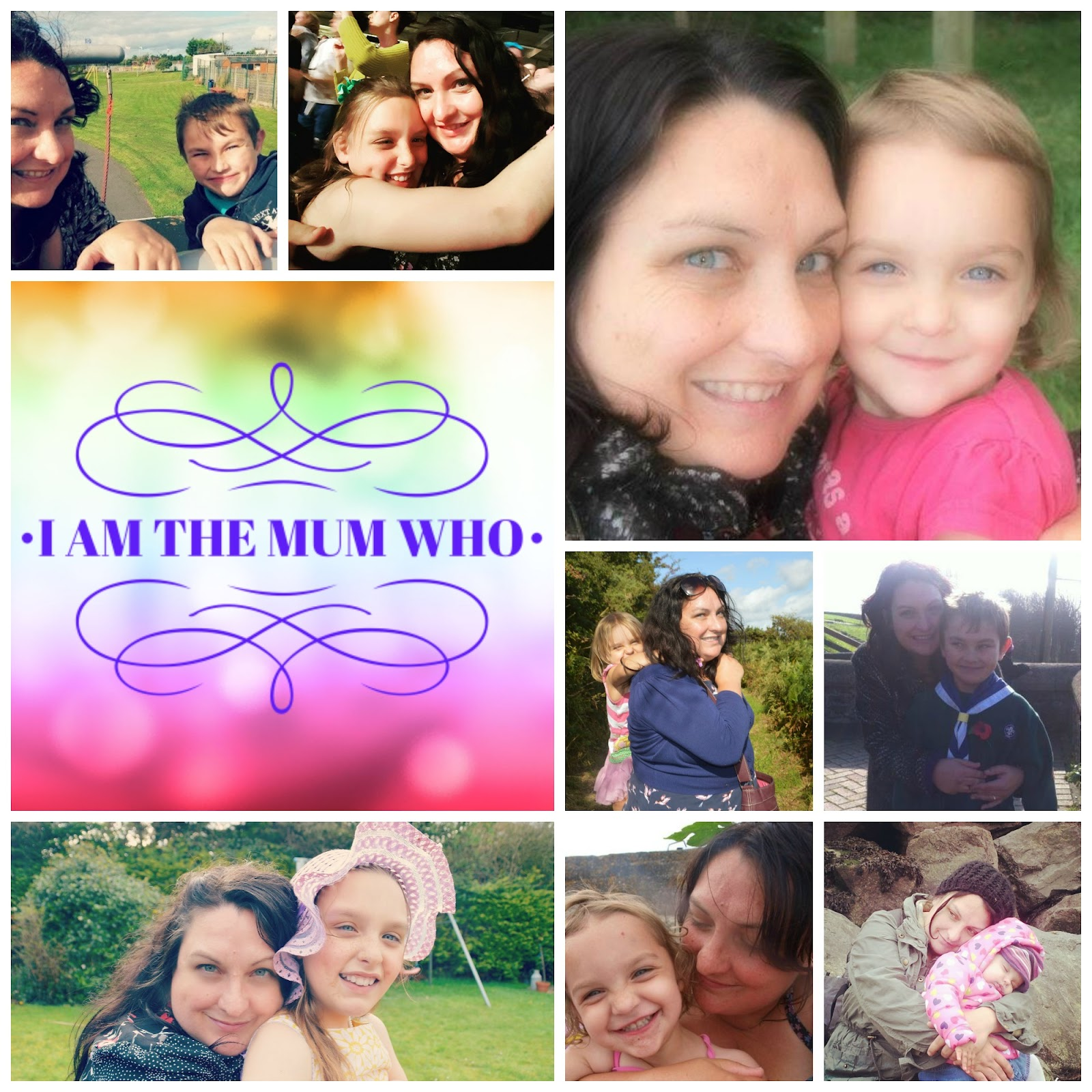 , I AM THE MUM WHO…