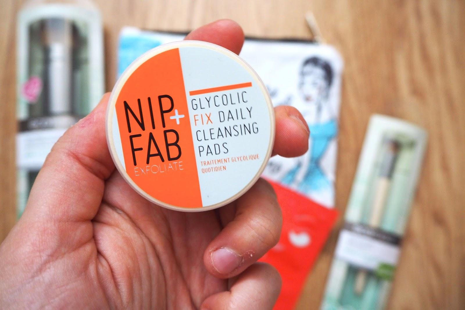 Nip & Fab Pads