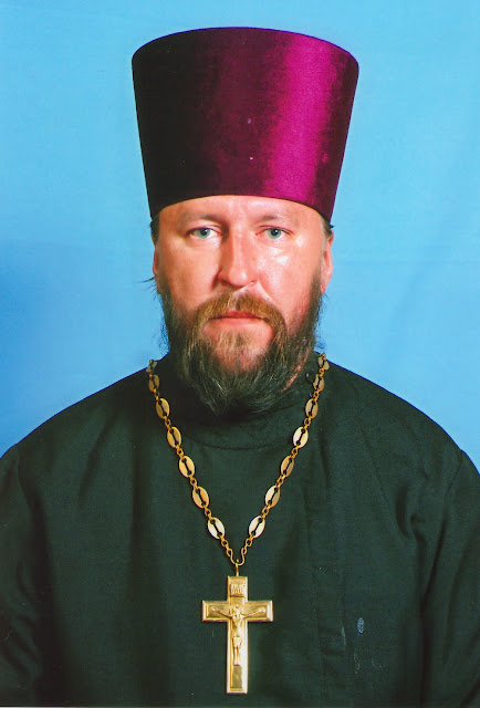 Прот. Димитрій Іванович Туровський (1975-2012)