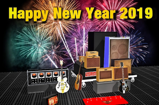 Neil Young - Happy New Year 2019