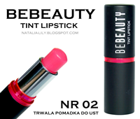 http://natalia-lily.blogspot.com/2014/12/bebeauty-tint-lipstick-nr-02-trwaa.html