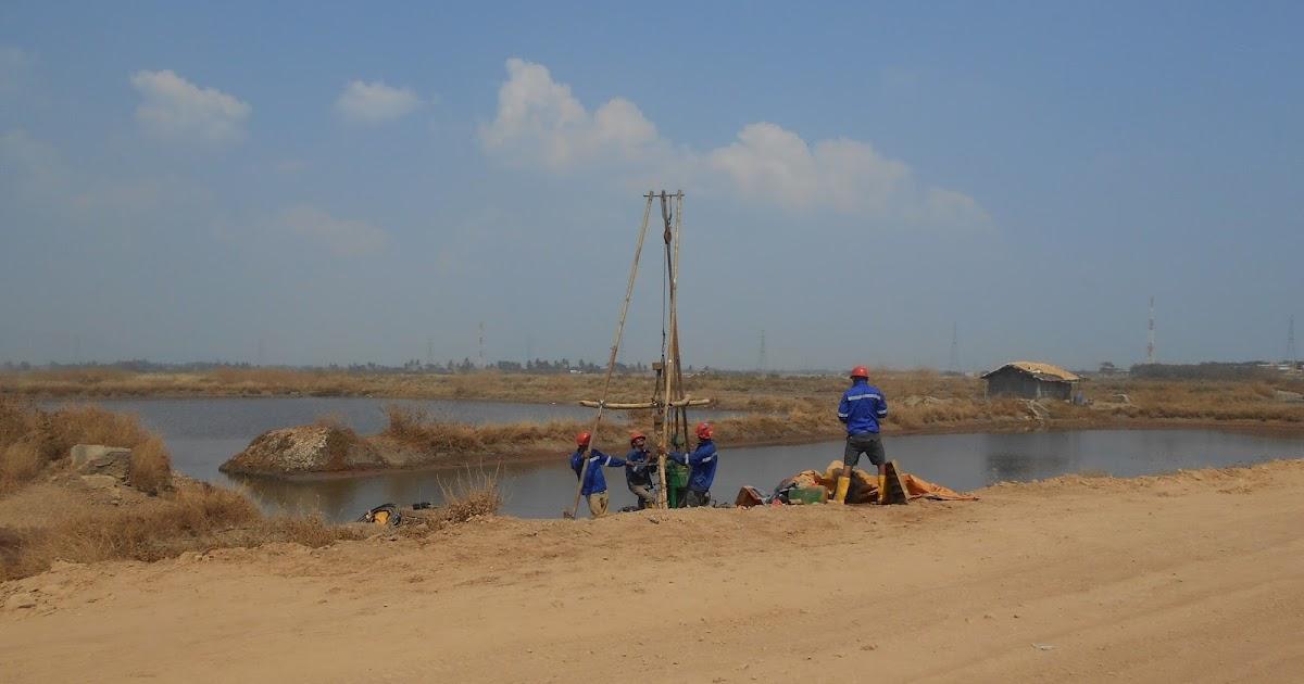 Stefani Production Survey Soil Investigation Penyelidikan Tanah