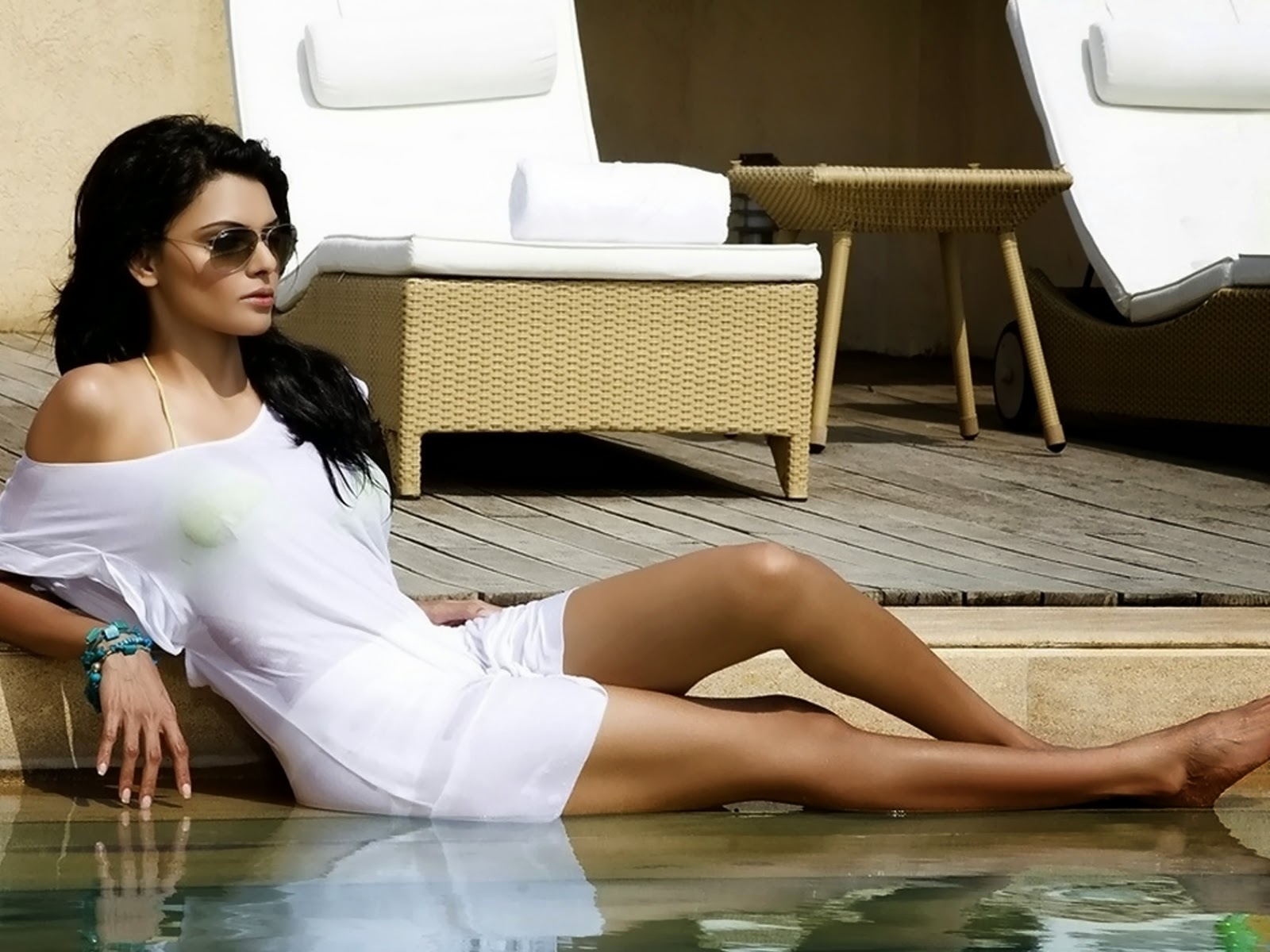 Global Pictures Gallery Sherlyn Chopra Full Hd Wallpapers-6003