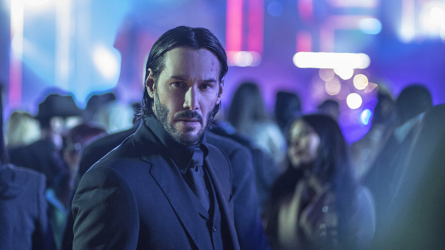 The Last Thing I See John Wick Chapter 2 2017 Movie Review