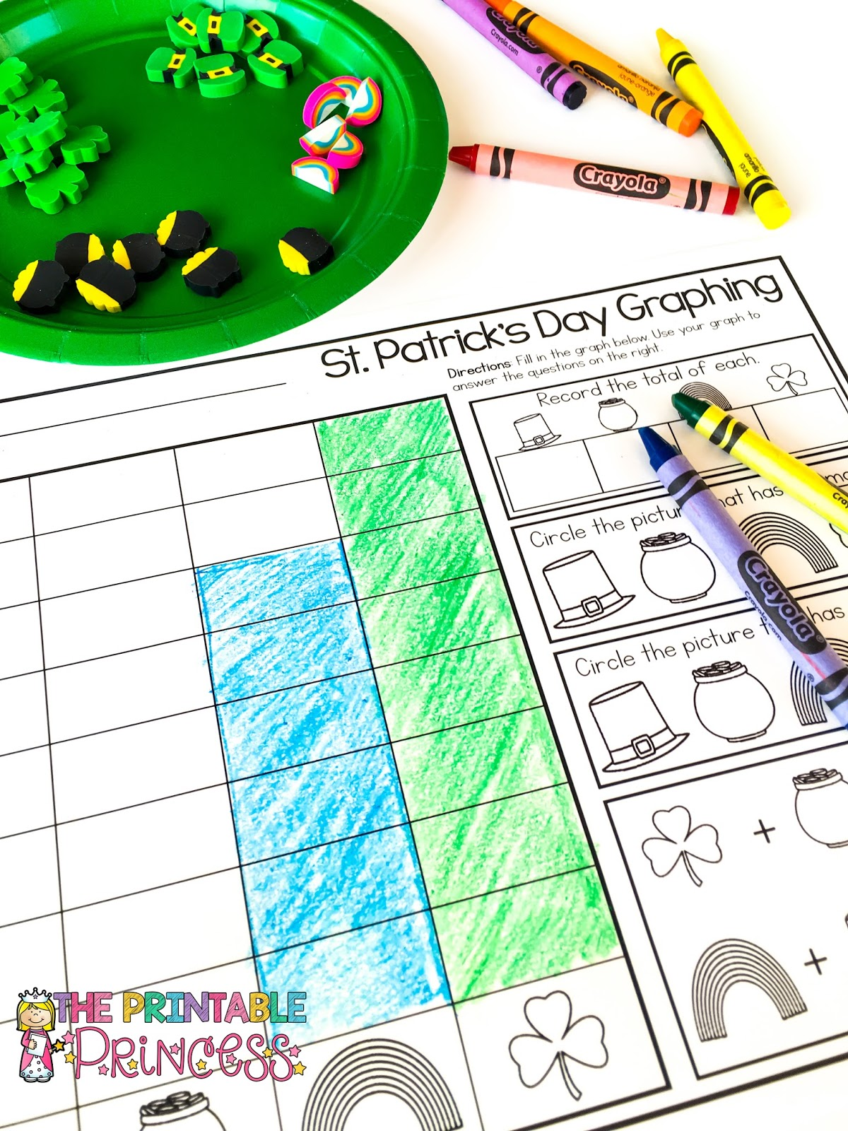 The Printable Princess St Patrick S Day Activities For