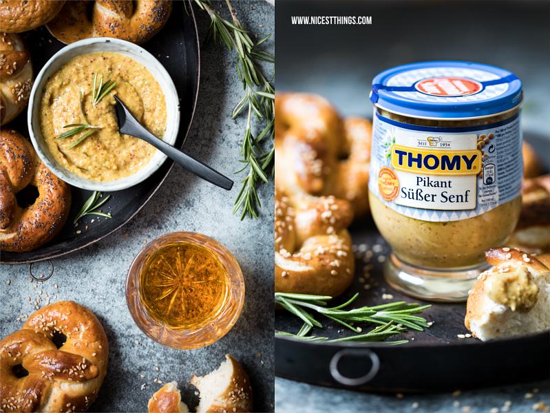 THOMY Süsser Senf Rezept mit Whisky und Honig