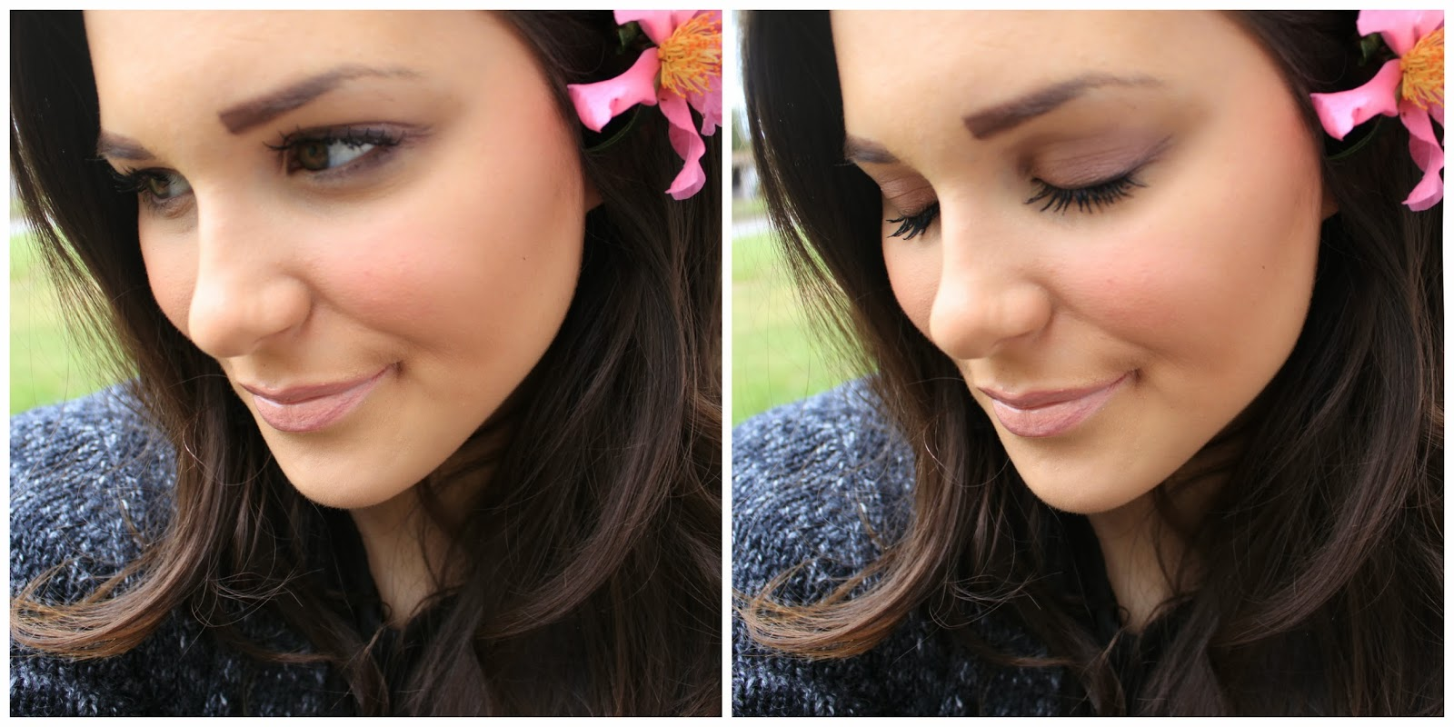 Beauty blogger Mash Elle shares an easy everyday natural look using Urban Decay's Naked 3 palette