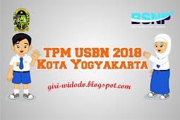 Download Kunci Jawaban TPM USBN 2018 Kota Yogyakarta