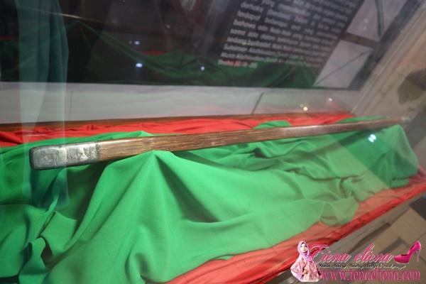 Pameran Artifak Rasulullah di Masjid Sultan Salahuddin Abdul Aziz Shah, Shah Alam