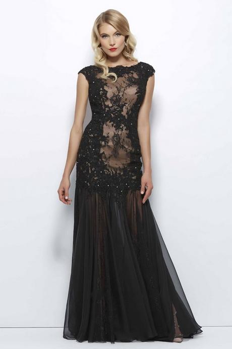 Vestidos negros ¡13 Tendencias de moda!