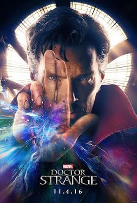 Online il primo trailer per Doctor Strange