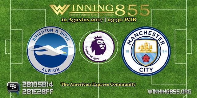Prediksi Skor Brighton vs Manchester City