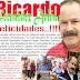 Lluvia de felicitaciones a Ricardo Fernández, al cumplir años