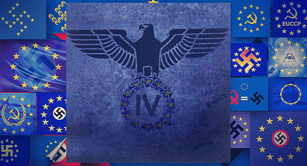 #EU #Evropa #unija #Hitler #Fašizam #Nacizam