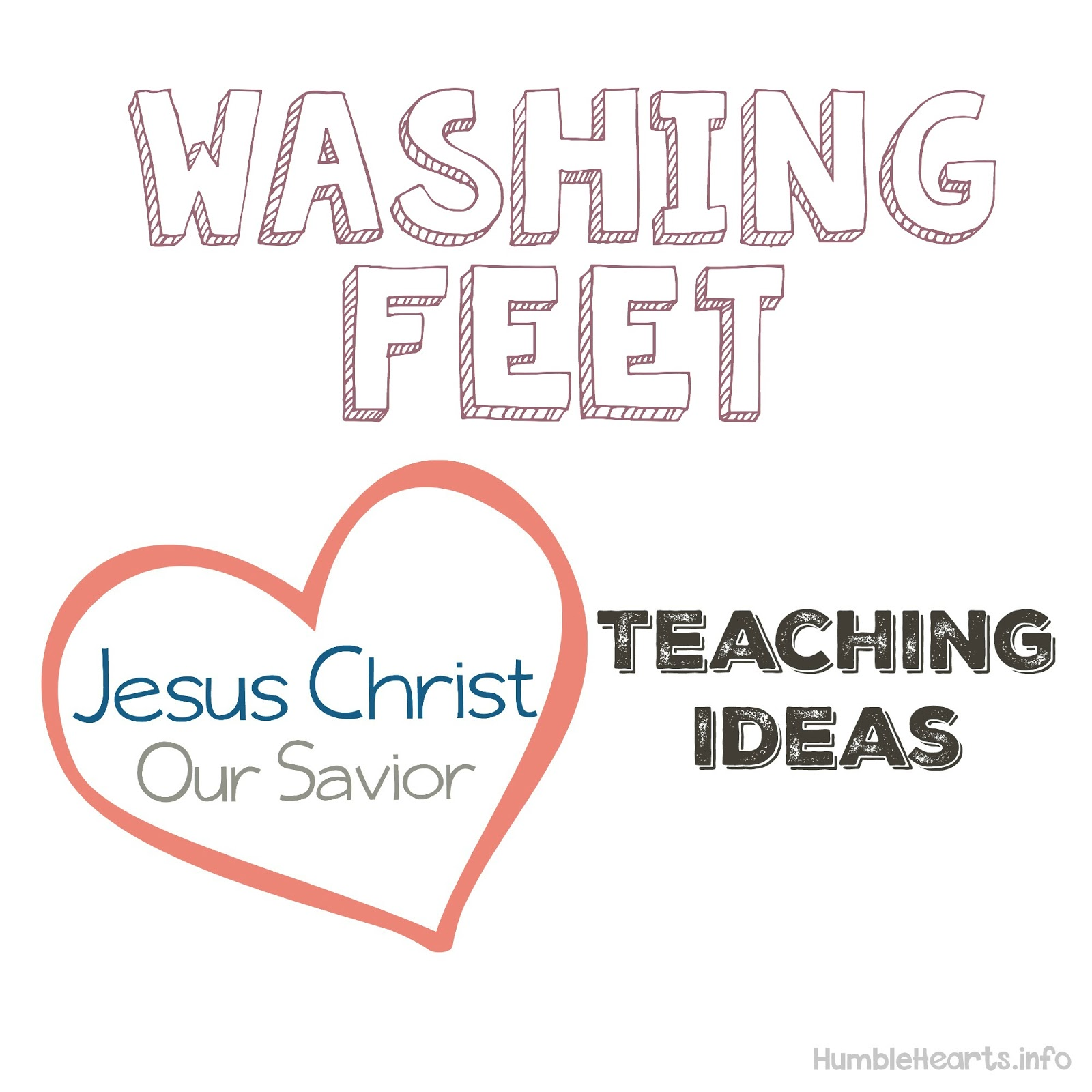 washing feet humble hearts