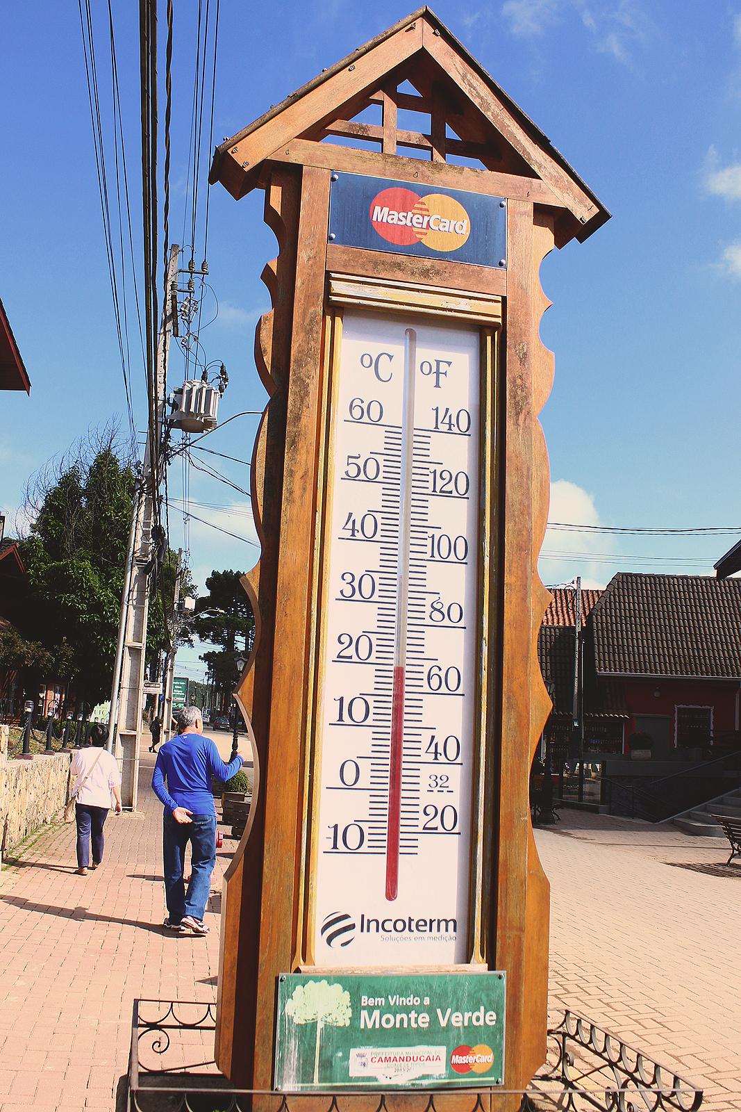 termômetro grande turístico monte verde