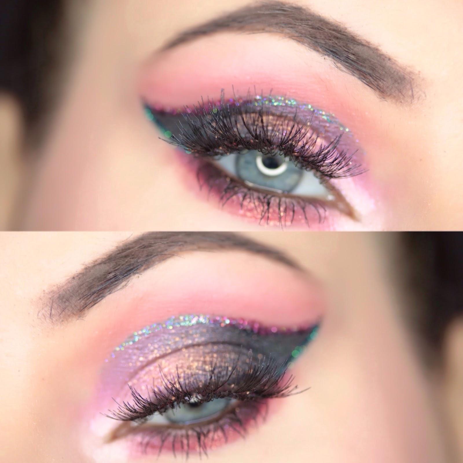 6 propozycji makijażu oczka na Sylwestra - Happy New Year