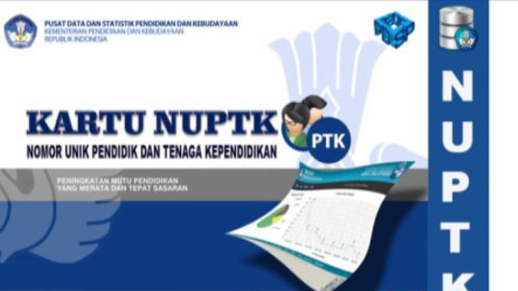 Cara Mengajukan NUPTK Secara Online