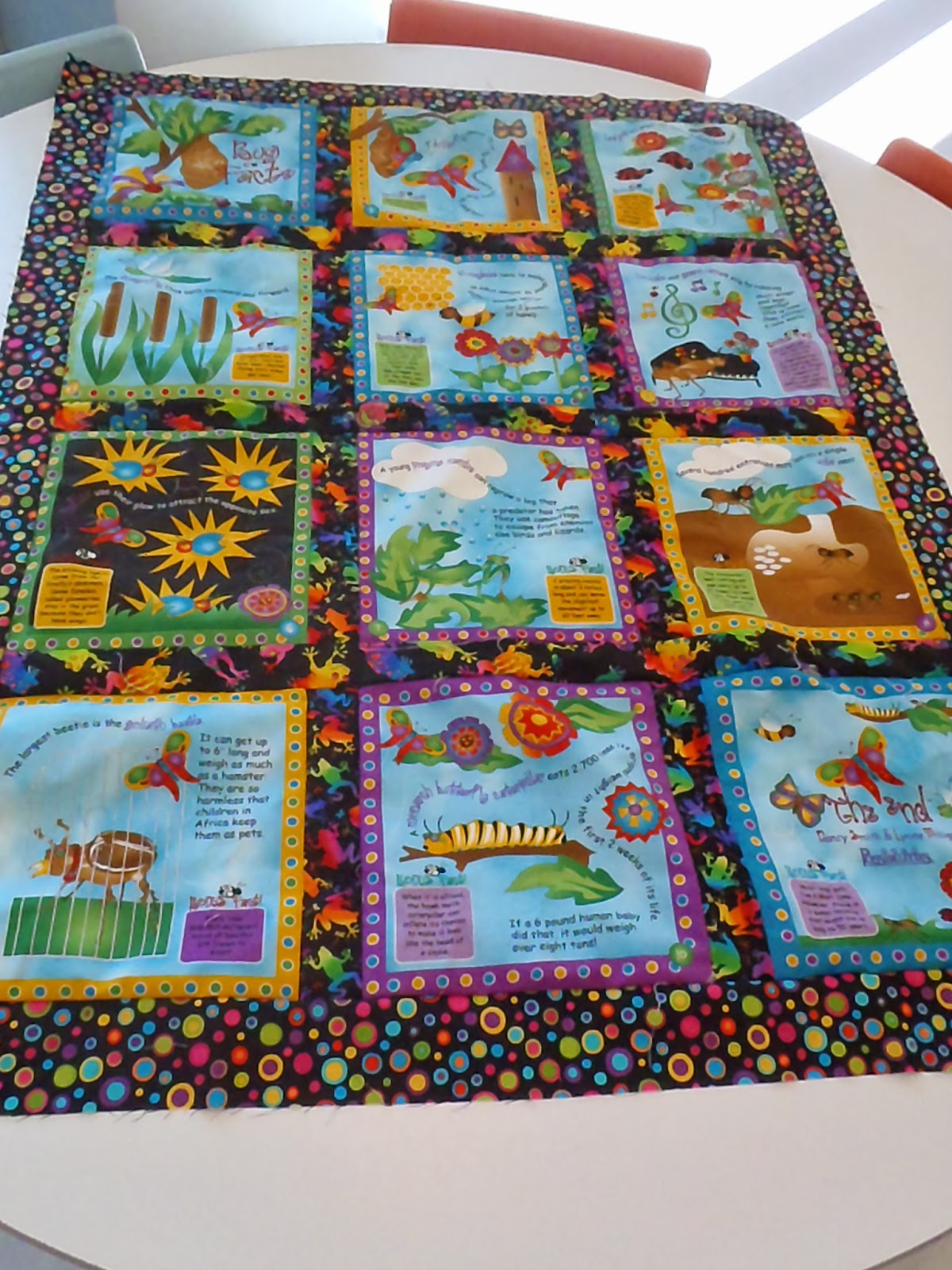 Becky S Blog Lots Of Fun Shtuff Adoption Quilts For San