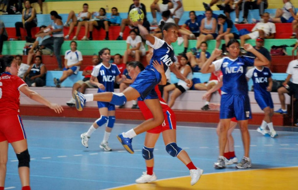 Centroamericano de Handball Femenino