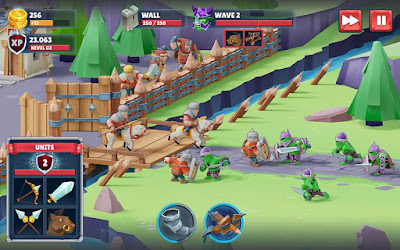 Game of Warriors MOD APK Unlimited Money  Game of Warriors MOD APK v1.1.1 Update Version Unlimited Money