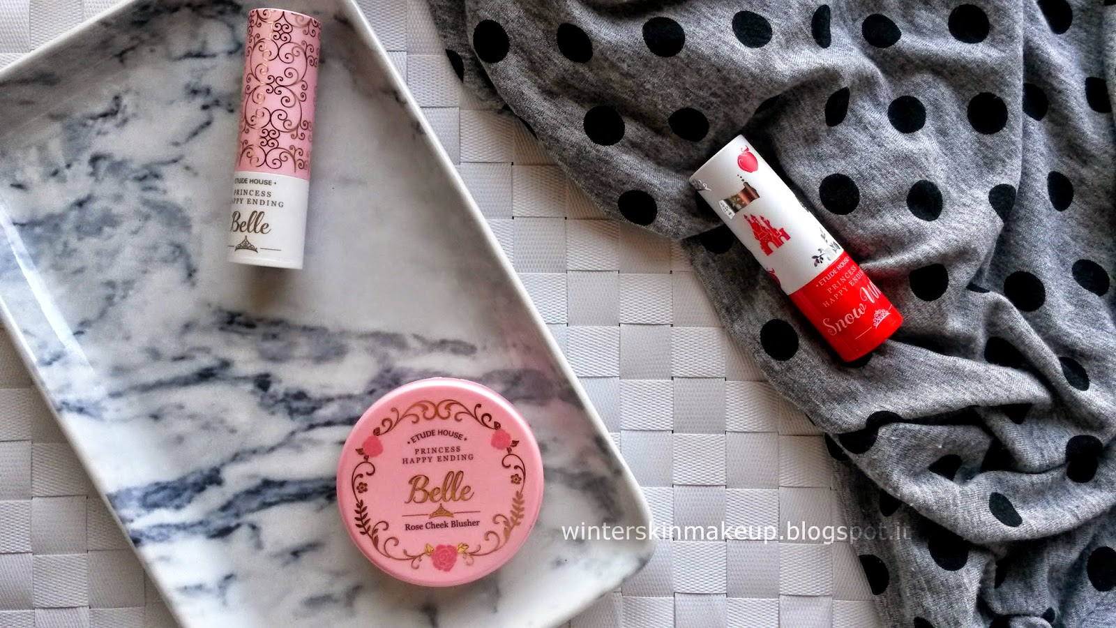 "Etude House ""Princess Happy Ending"" Collection"