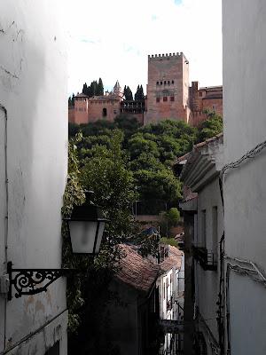 Patrimonio de la Humanidad en Europa y América del Norte. España. Albahicín de Granada.
