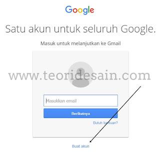 Daftar Gmail Terbaru Lewat Komputer Langkah ke 1