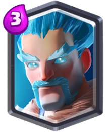 Legendary Card Ice Wizard Game Clash Royale - Bossdroid