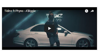 Tidinz ft. Phyno – A Biggie