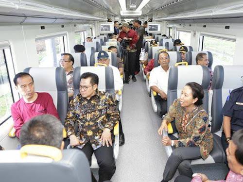 Jadwal kereta api ke Bandara Soekarno-Hatta