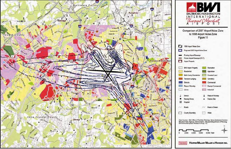 baltimore washington international airport map » [HD Images ...