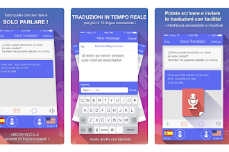 OGGI GRATIS: traduttore vocale automatico per il valore di oltre 5 €!