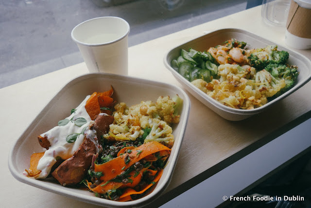 salads deli counter dublin
