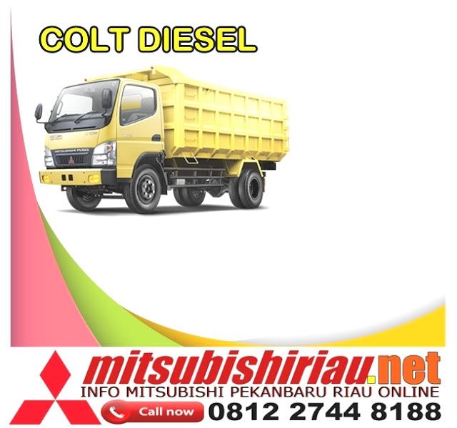 Harga Kredit Termurah Mitsubishi Colt Diesel Canter Pekanbaru 2019