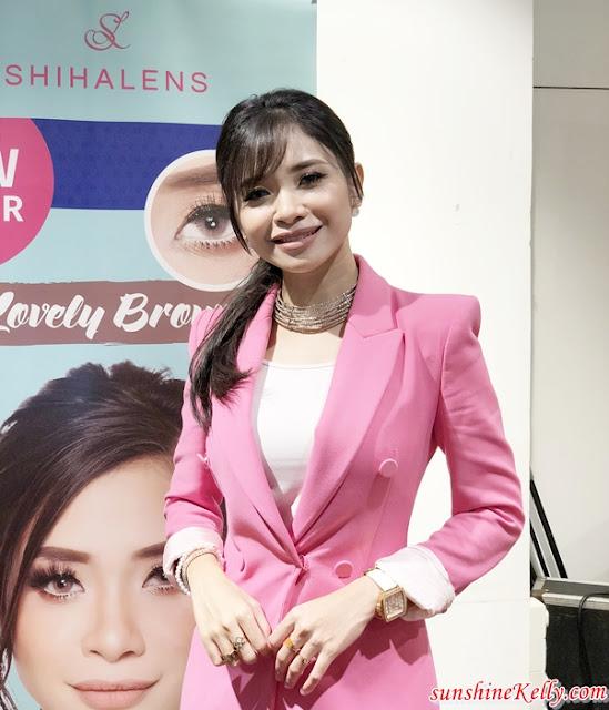 Shihalens, Shiha Cosmetics Contact Lens, Lightbulb, Sogo Malaysia