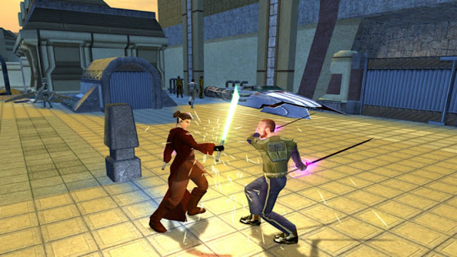 Star Wars Knight Of The Old Republic II - The Sith Lords