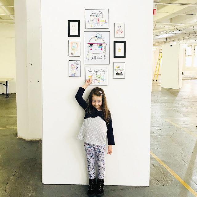 ART 150 Art Event Jersey City   Linzer Lane Blog   Featuring Lady Lucas Art
