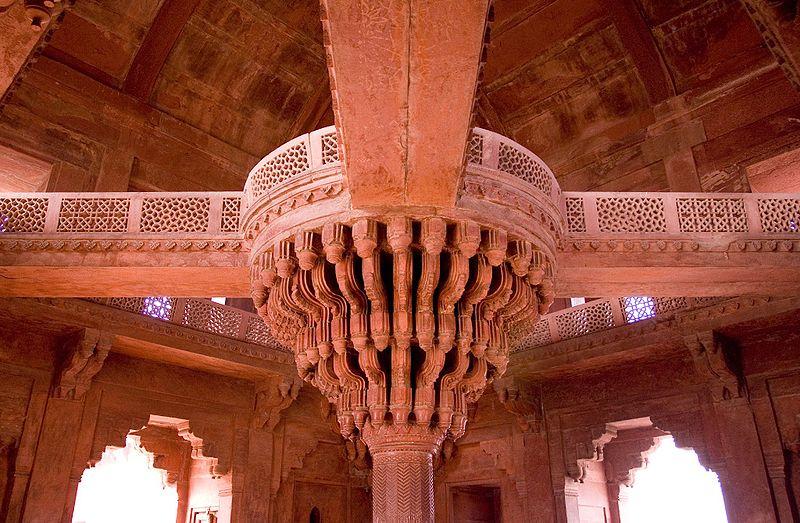 Bensozia Today S Indian Palace Fatehpur Sikri