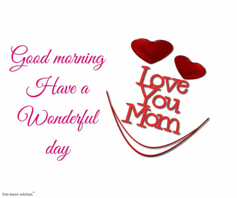 good morning mother images