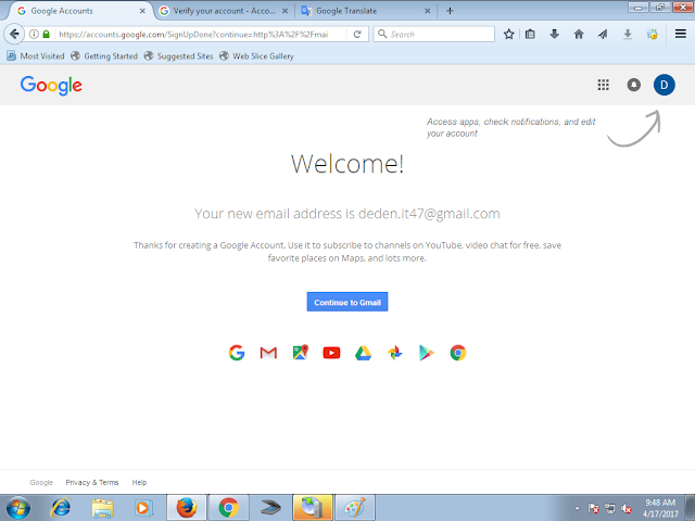 Cara Membuat Membuat Email di Gmail.com (Panduan)