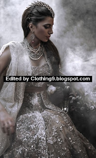 pakistani bridal wear 2015