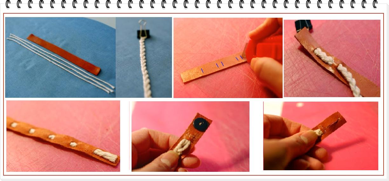 pulsera, brazalete, bisutería, diys, manualidades
