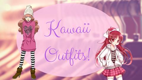 6 Different Kawaii Outfits - Kawaii Fridays