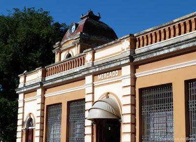 Paranaguá - Turismo histórico - Mercado do Artesanato