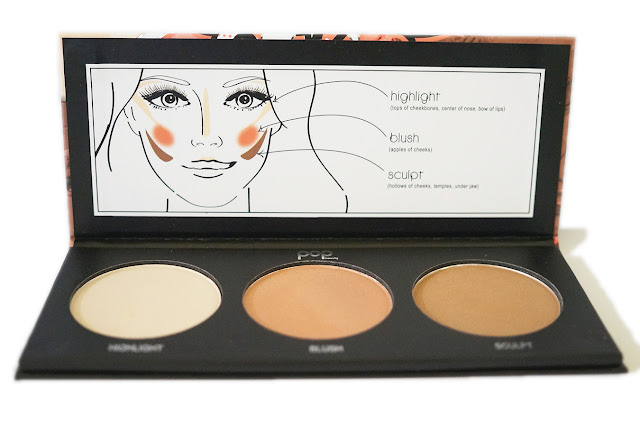 POP Beauty Contour 101, Luminous Effect