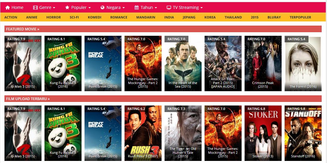 Situs Nonton Film Online Indonesia UPDATE 2016 - Cara ...