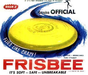 Wham-O Frisbee Review:  If It's Not A Wham-O It's Not A Frisbee!